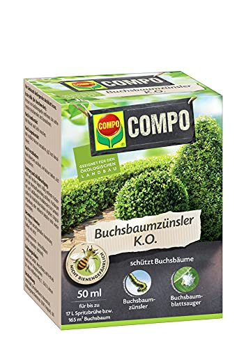Compo Buchsbaumzünsler K.O.,...