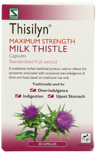 Schwabe 25% OFF Thisilyn Maximum Strength 30 tablet
