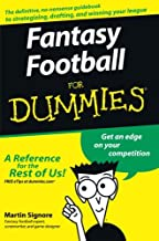 Best fantasy football for dummies Reviews