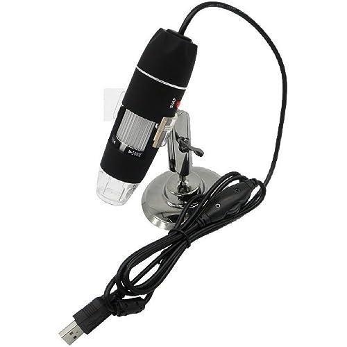 Segolike 2MP Magnifier USB Digital Microscope Endoscope Camera with Stand