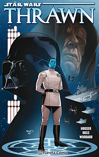 Star Wars Thrawn (cómic) (Star Wars: Recopilatorios Marvel)