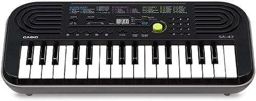 Casio SA-47 Mini Clavier 32 touches Gris
