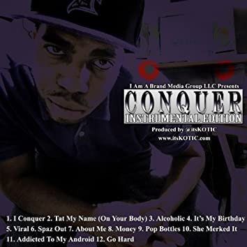 Conquer (Instrumental Edition)