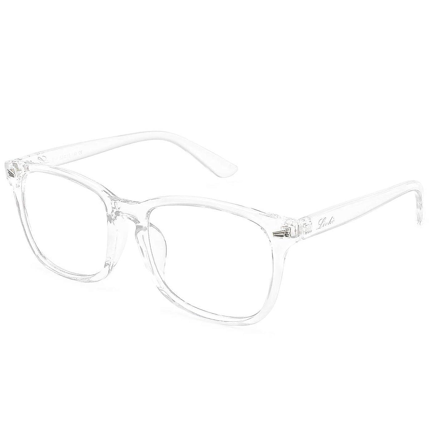 2406232be798 ... [Anti-Eyestrain] Rectangular Reading Eyewears; Livhò Blue Light  Blocking Glasses, Computer Reading/Gaming/TV/Phones Glasses for