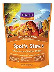 Halo Dog Food For Witht Control