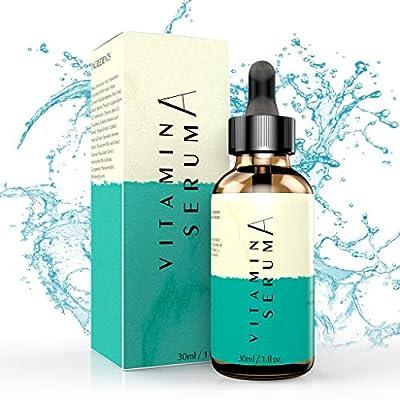 Retinol Serum High Dose,High concentration Retinol Serum, Vitamin E 2%- Anti Aging & Anti Wrinkle Serum-Plump, Hydrate & Brighten 2020 New Formula