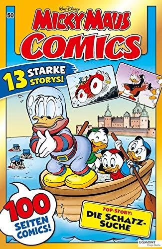 Micky Maus Comics 50: Die Schatzsuche