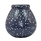 Glow In The Dark Pots of Dreams Money Pot Save Up & Smash Money Box Gift