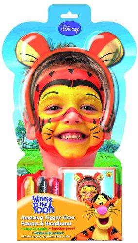 Rubies 5317 – Schminkset Tigger inclusief haarband met oren