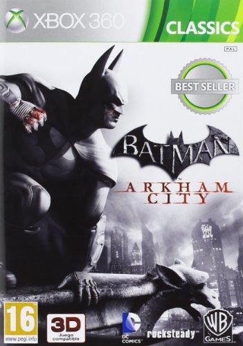 Batman Arkham City - Classics - [Edizione: Spagna]