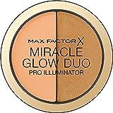 3 x Max Factor Miracle Glow Duo Pro Illuminator – 30 de profundidad