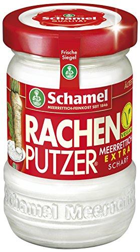 Schamel Meerrettich Rachenputzer, 12er Pack (12 x 140 g)