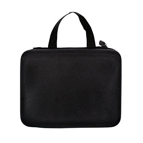 Tasche für Baofeng UV5R UV6R Serie, TengKo Aufbewahrungstasche Schutzhülle mit rutschfestem Griff für Baofeng Ham Two Way Radio UV-5R, UV-5RA, 5RB, 5RC, 5R +, UVF8, F8HP, F9 und mehr