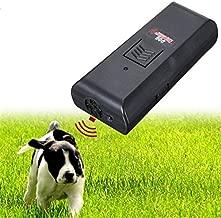 ESST Dog Trainer Ultrasonic Pet Repeller Cats Bark Training Deterrent Stop Control