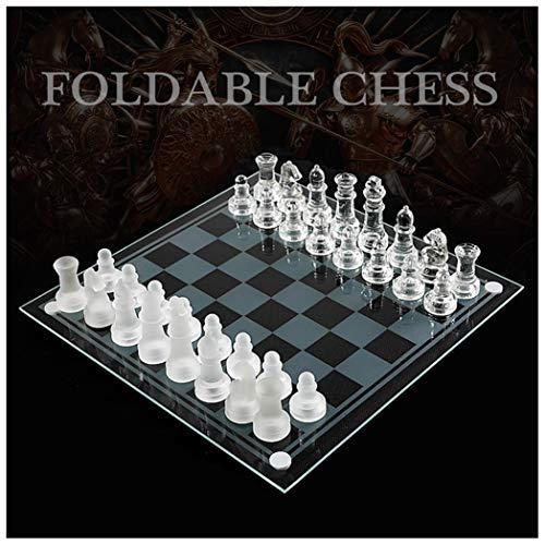 Lare Kristallen schaakversieringen voor kinderen, hoogwaardige schaakversieringen voor volwassenen, kristal, versieringen voor vrienden