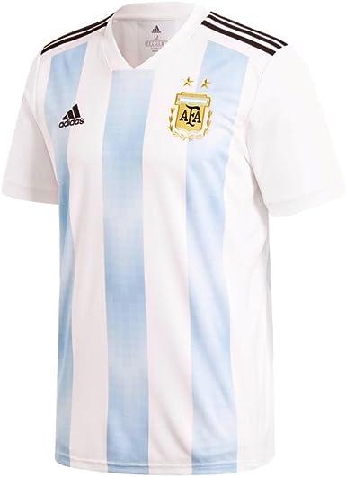 adidas Men's Soccer Argentina Home Jersey