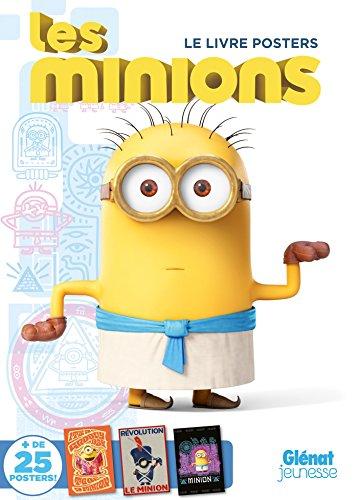 Les Minions - Activités - Le livre posters