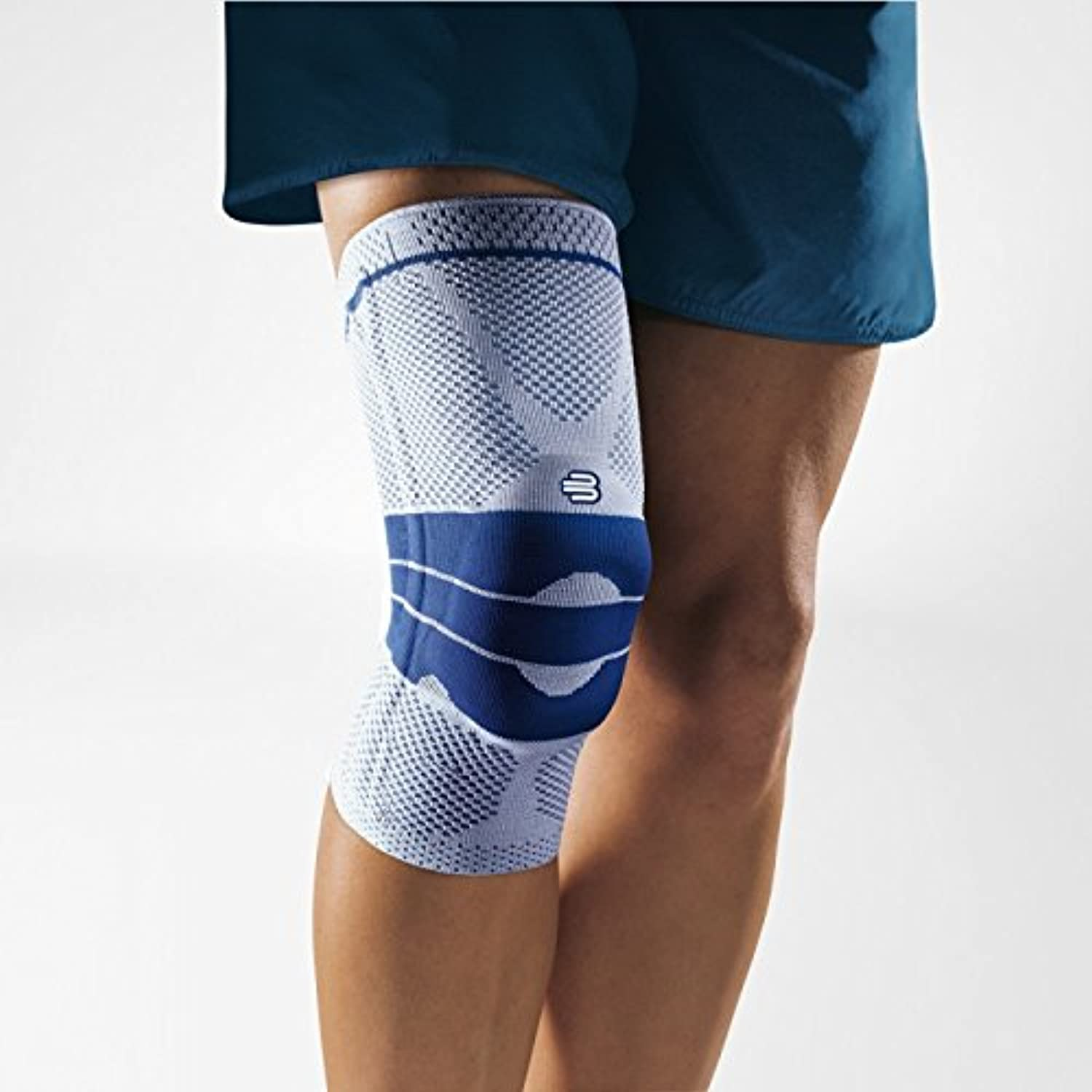 Bauerfeind  GenuTrain  Knee Support  Targeted Support for Pain Relief and Stabilization of The Knee, Provides Relief of Weak, Swollen, and Injured Knees
