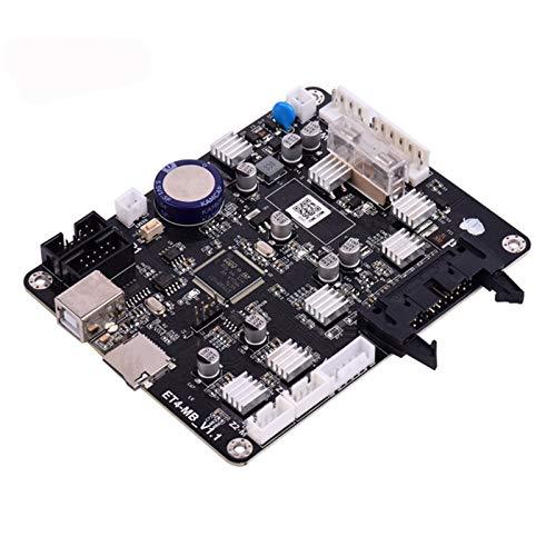 1pc Profesional MC2208 Placa Madre Controlador Silencioso Placa Base de Reemplazo para Anet ET4 Impresora 3D Reparación Parte