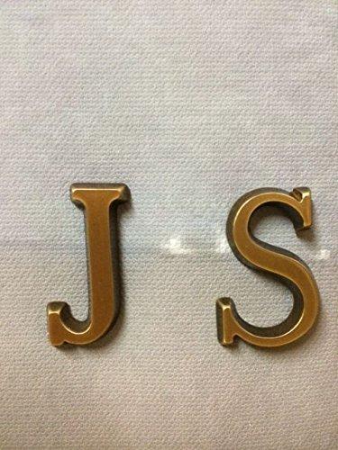 Or Buchstaben aus Bronze 5cm Grabschrift Grabbuchstaben Beschriftung Grabstein Bronzeschrift 5cm