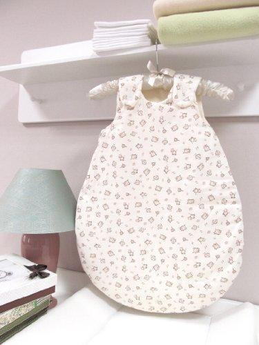 joie de bébé Gigoteuse gigoteuse bébé ANNA - 01 Crème, 62/68 cm