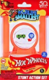 World's Smallest Hot Wheels Stunt Action Set