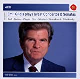 Emil Gilels Plays Concertos and Sonatas - Emil Gilels