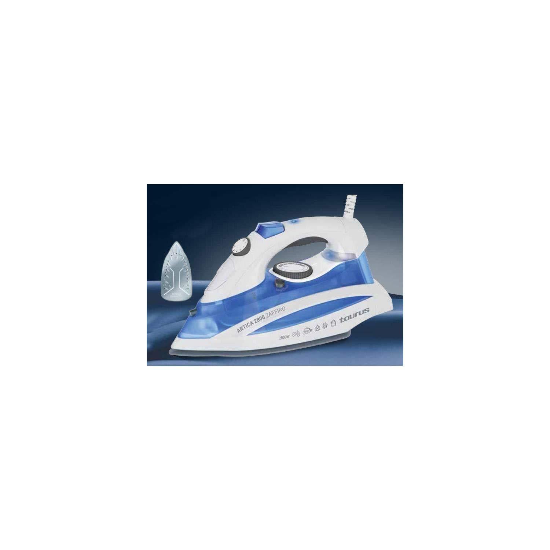 Taurus Artica 2800 Zaffiro - Plancha golpe máximo de vapor 150 g/min: Amazon.es: Hogar