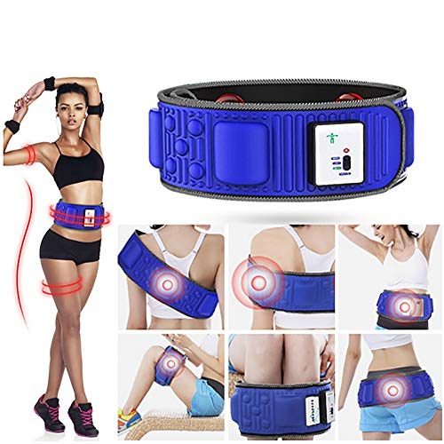 Elektrische Schlankheitsgürtel Abnehmen Massage Gürtel, Elektrisch Fettverbrennung Lose Weight Belt, Für Bauch, Beine Schenkel