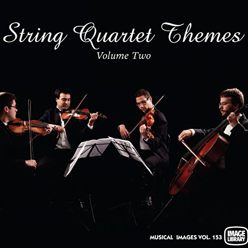String Quartet Themes, Vol. 2: Musical Images Vol. 153