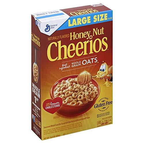 Cheerios, Honey Nut, 15.4 Ounce