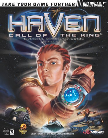 Haven: Call of the King Official Strategy Guide (Brady Games)