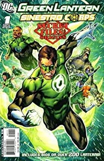 Green Lantern: Sinestro Corps Secret Files and Origins #1 (Green Lantern: Sinestro Corps Secret Files and Origins, #1)