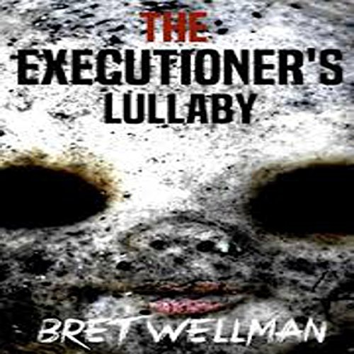 The Executioner's Lullaby audiobook cover art