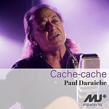 Cache-cache (exclusivité Espace Musique) - Single