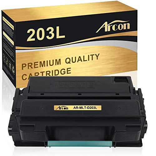 Arcon Compatible Toner Cartridge Replacement for Samsung MLT-D203L 203L MLT-D203S 203 Toner Samsung ProXpress M3870FW M3320ND M3820DW M3870FW M4020ND M3370FD M3820ND M4070FR Printer (Black, 1-Pack)