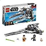 LEGO Star Wars - Black Ace TIE Interceptor Costruzioni