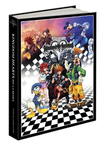 Kingdom Hearts HD 1.5 Remix: Prima Official Game Guide: Prima's Official Game Guide