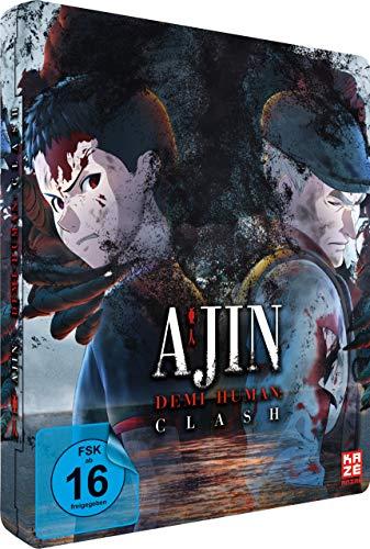 Movie-Trilogie, Teil 3: Clash (Limited Edition Steelcase)