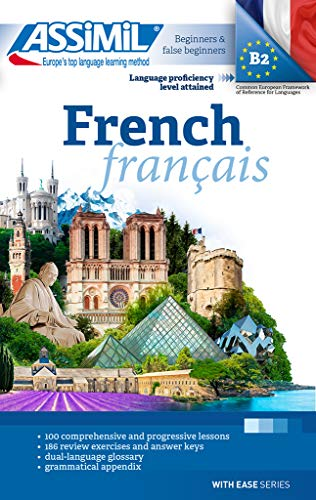 French (book only): Beginners & false beginners