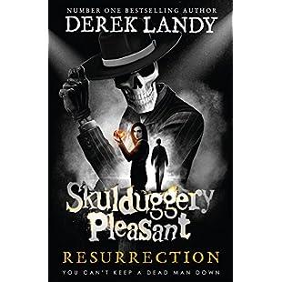 Resurrection (Skulduggery Pleasant, Book 10):Animewalk