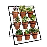 Vertical Garden Metal Planters