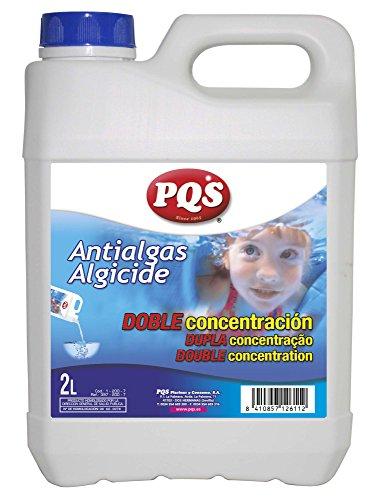 PQS Antialgas Doble concentración sin Espuma Botella 2 Lt.