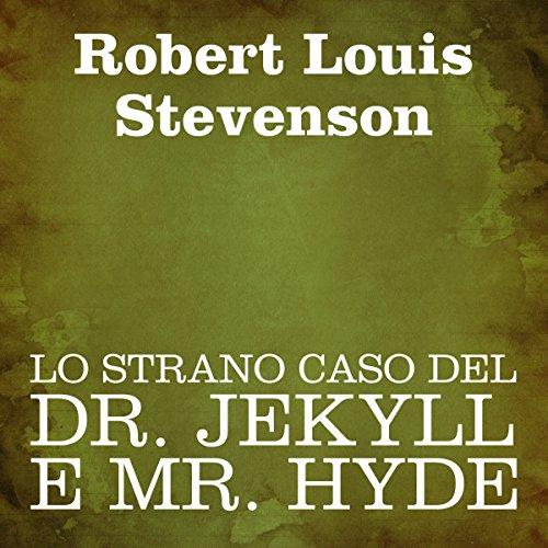 Lo strano caso del Dr. Jekyll e Mr. Hyde copertina