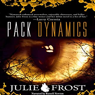 Pack Dynamics audiobook cover art