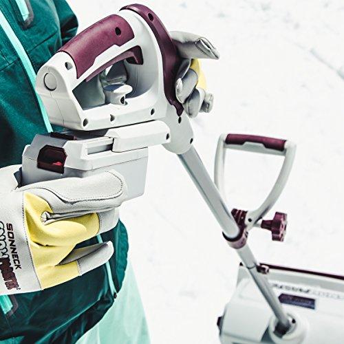 Sonneck Snowmaster Akku-Schneefräse, EA330V1 - 13