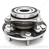 515040 Wheel Hub Bearing Complete Bolt On Assembly w/Studs Fit for 4WD or AWD Front Left or Right 2010-2015 Lexus GX460 2003-2009 GX470 2003-2015 4Runner 2007-2014 FJ Cruiser 2005-2015 Tacoma