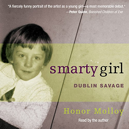 Smarty Girl audiobook cover art