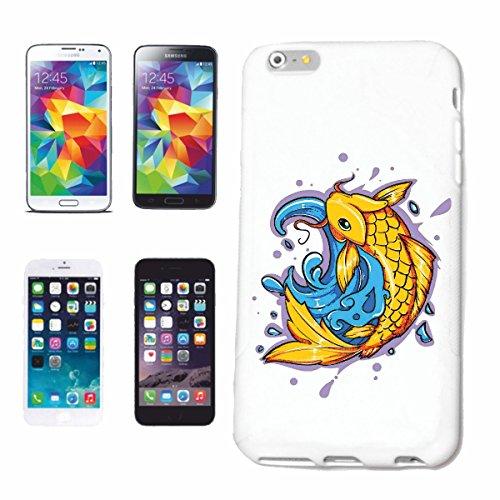 Reifen-Markt Hard Cover - Funda para teléfono móvil Compatible con Apple iPhone 6+ Plus La Carpa de Koi Vida DE Manera Streetwear Hiphop Salsa Legendario