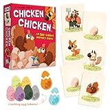Gamewright Chicken Chicken - an Egg-Cellent...